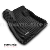 3D коврики Euromat3D EVA в салон для Renault Duster (2021-) № EM3DEVA-004212